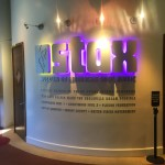 The iconic Stax Museum movie theater entrance